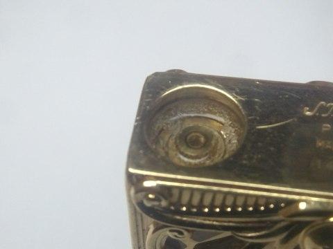 не герметичний клапан запальнички Dupont