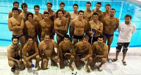 Water-polo effectif 2013-2014