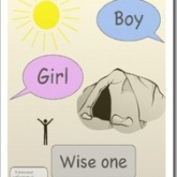Boy, Girl, Wise One {A Review}