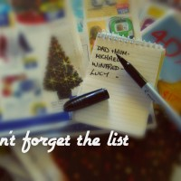 Are You Checking Your List