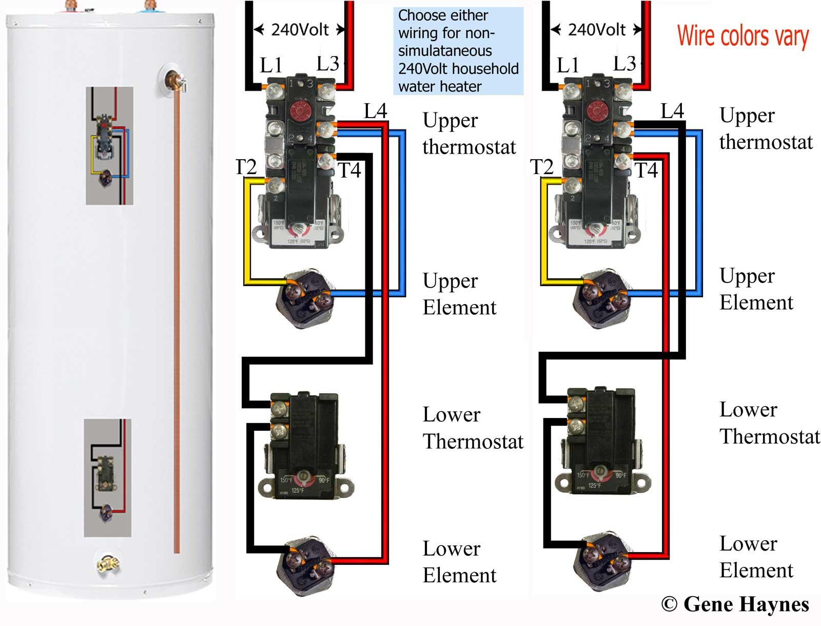 marvelous electric water heater wiring diagram rheem electric water Water Heater 240V Wiring-Diagram