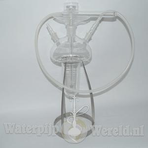 Glazen waterpijp 006