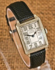 dueber hampden wrist watch