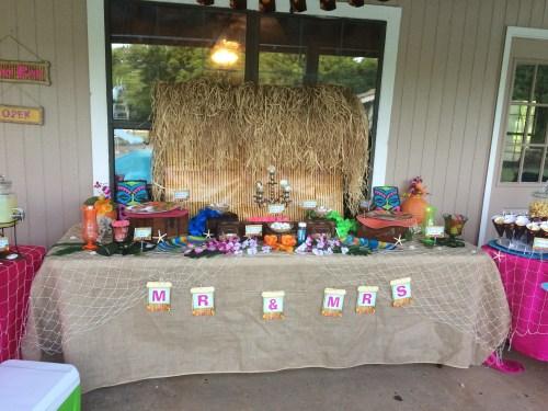 Medium Of Hawaiian Theme Party