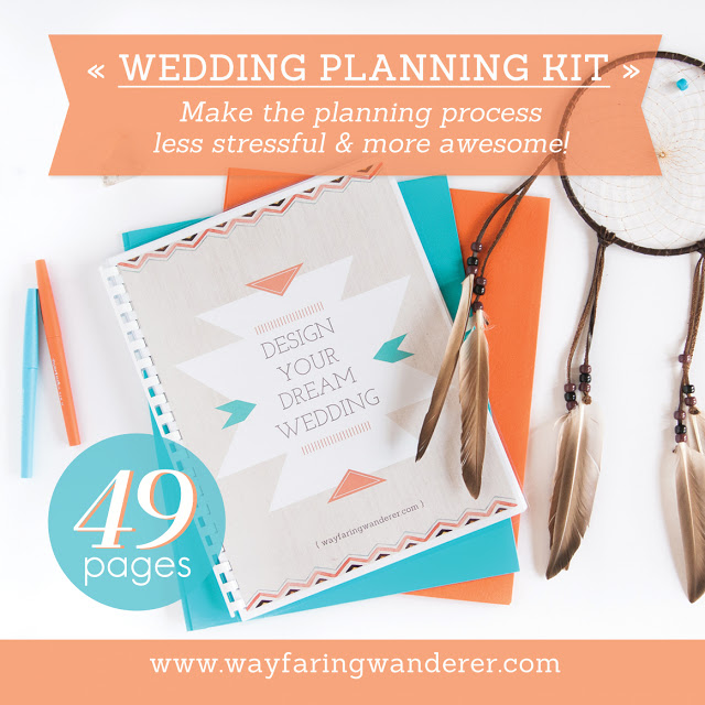 Wedding Planning Workbook