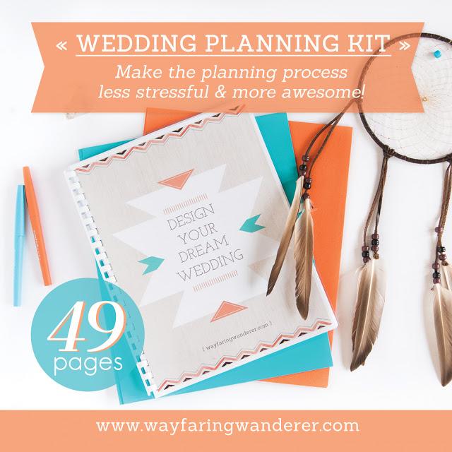 Wedding Planning Workbook - Planning Checklist