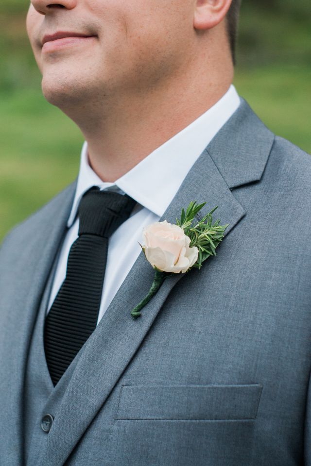 White Fence Farm Wedding - Groom Pictures