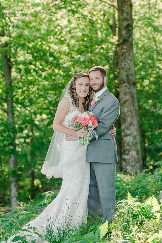 Overlook Barn Wedding