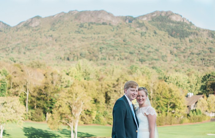 Ali + JB's Blue Ridge Mountain Wedding at Grandfather Golf and Country Club | Boone NC Photographer
