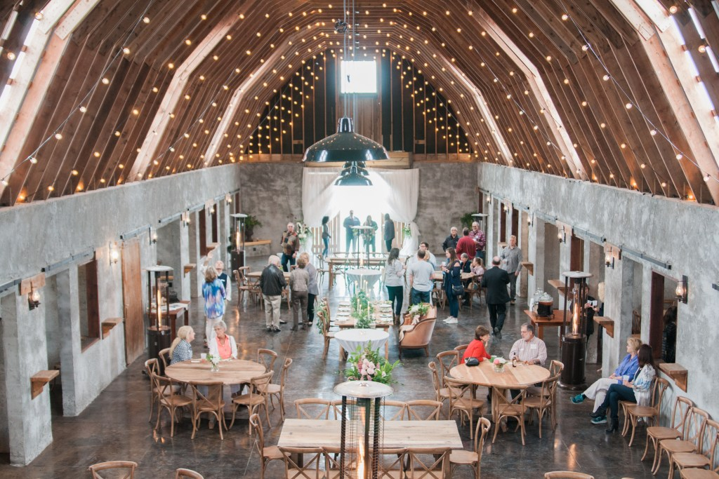 Overlook Barn NC Wedding Venue