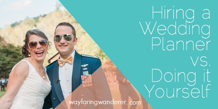 Hiring a Wedding Planner vs. Doing it Yourself