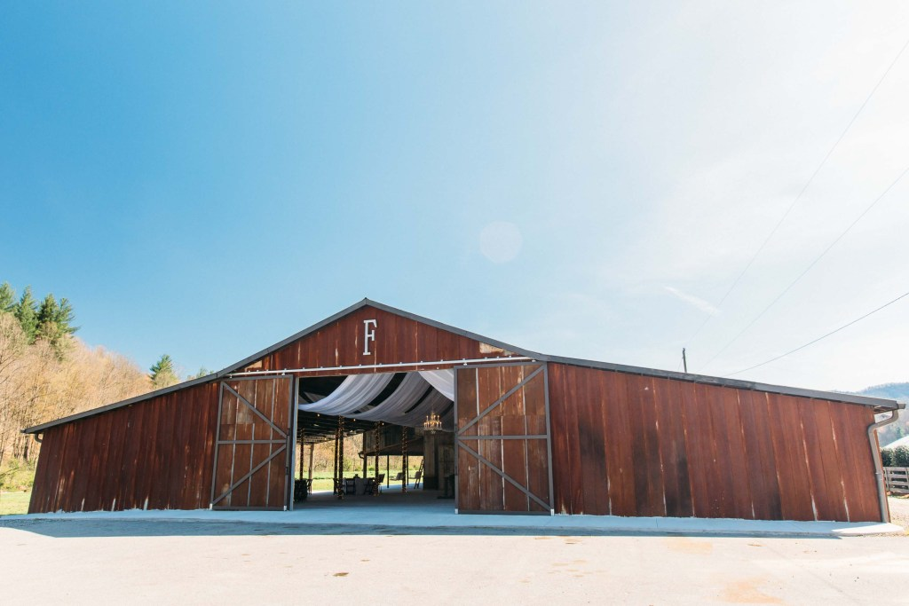 Fussell Farm Rustic NC Barn Wedding Venue