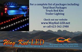 Way Kul LED – Lighting for your Boat, Trailer, Truck & RV
