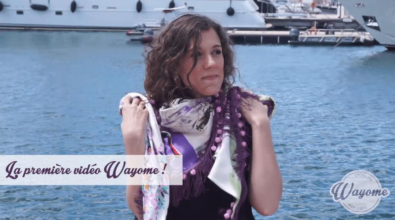 Wayome Upcycling la première vidéo wayome