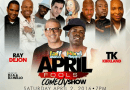 April Fools Comedy Show Is Going Down April 2nd At York College