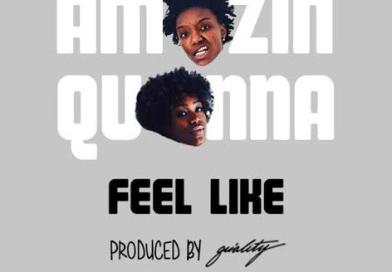 """New Video: Amazin feat Quanna MC x Qu'ality """"Feels Like"""" (prod by Qu'ality)"""