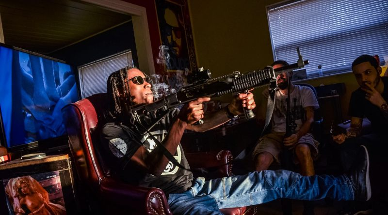 New Video: @275YUNGSIMMIE – Kill Bill (Freestyle)