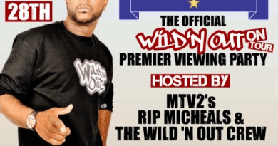 The Wild N' On Tour Viewing Party Goes Down At Proper Café June 28th