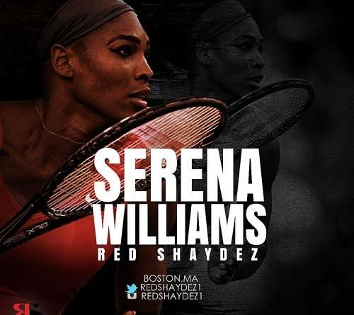 "Rapstress Red Shaydez Makes Major Moves With ""Serena Williams"""