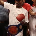 Anselmo Moreno WBA Super Champion