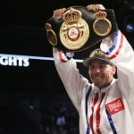 Andre Ward WBA Super Middleweight Super Champion