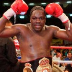 Guillermo Jones - CRUISERWEIGHT WBA WORLD CHAMPION