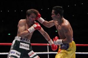 Tepparith Kokietgym vs Shimizu - WBA