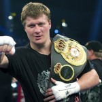 Alexander Povetkin WBA Champion - Honorable Mention