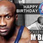 Happy Birthday to former champion M baye