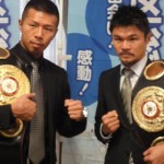 Solis vs Kono and Uchiyama vs Parra get in the ring after 5-00 pm