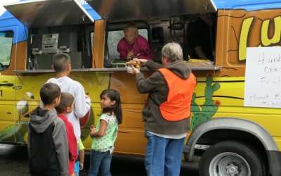 Lunch Lizard Food Truck Helps Keep Colorado Kids Fed When School's Out