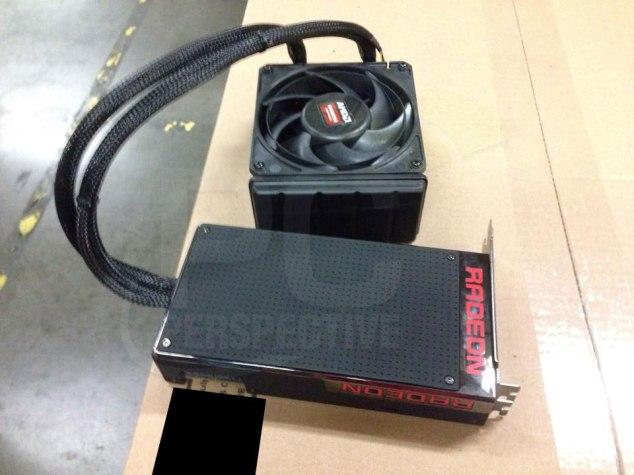 AMD Radeon Fury X 2