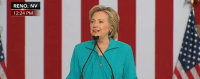 Hillary Clinton Attacks WCKG Host Alex Jones During Speech