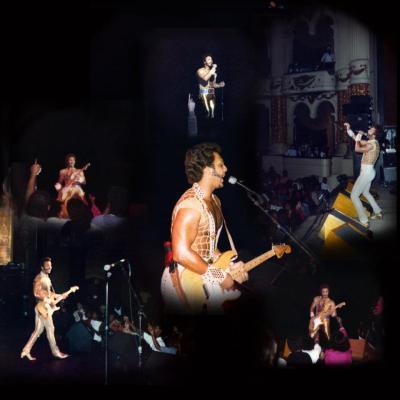 Chris Jasper collage
