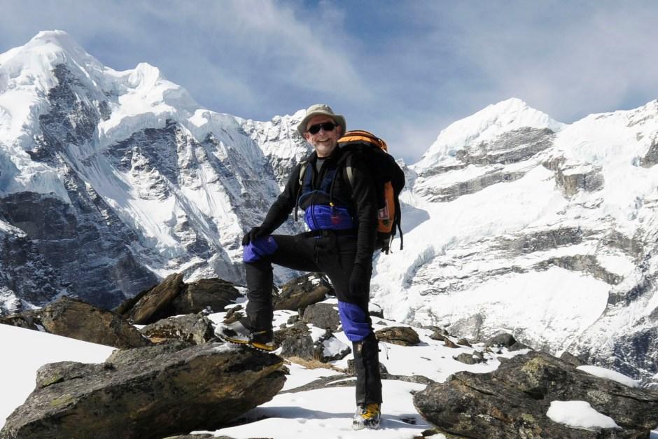 John cross nepal