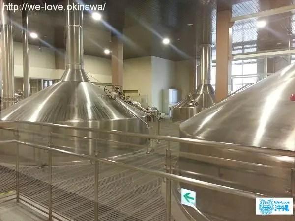 オリオンビール貯蔵窯