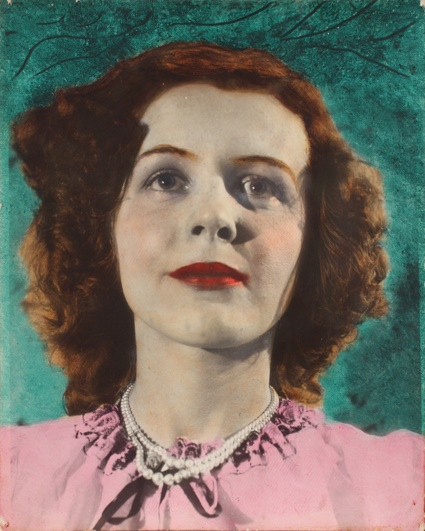 0EUGENE VON BRUENCHENHEIN_Untitled (Green Background)_1940s.jpg