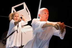 #A.I.L – artists in laboratories, episode 42: X&Y, a theater play about mathematics, humour and infinity