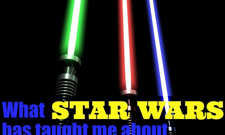 Star Wars Episode VII is almost here, and I'm so excited I want to poop...so I wrote about ways that Star Wars has taught me about money!