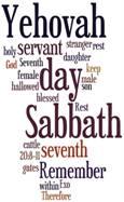 Sabbath is a sign