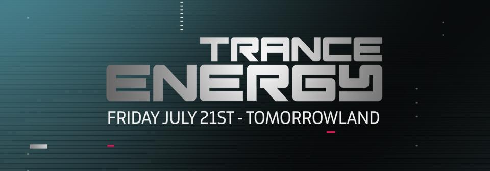 Fred Baker @ Trance Energy @ Tomorrowland Belgium