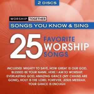 Worship Music Jackpot {Giveaway}
