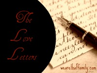 {Dear Mr. Welch}: On Love Letters