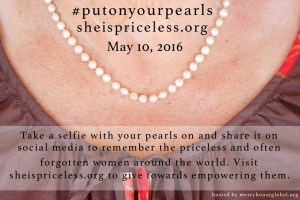 Put On Your Pearls