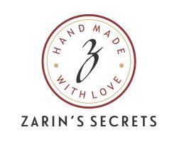 Zarin's Secrets Logo