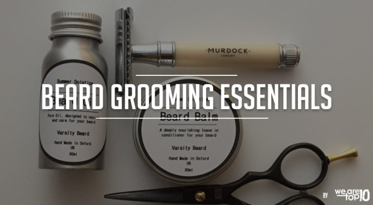 the modern man s guide to beard grooming we are top 10. Black Bedroom Furniture Sets. Home Design Ideas