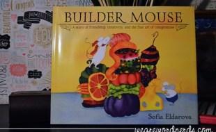 Builder Mouse by Sofia Eldarova