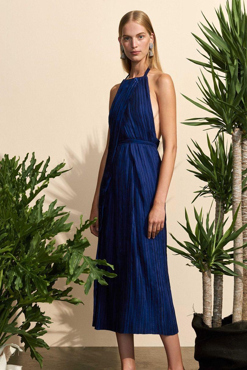 вечернее платье Protagonist весна 2017