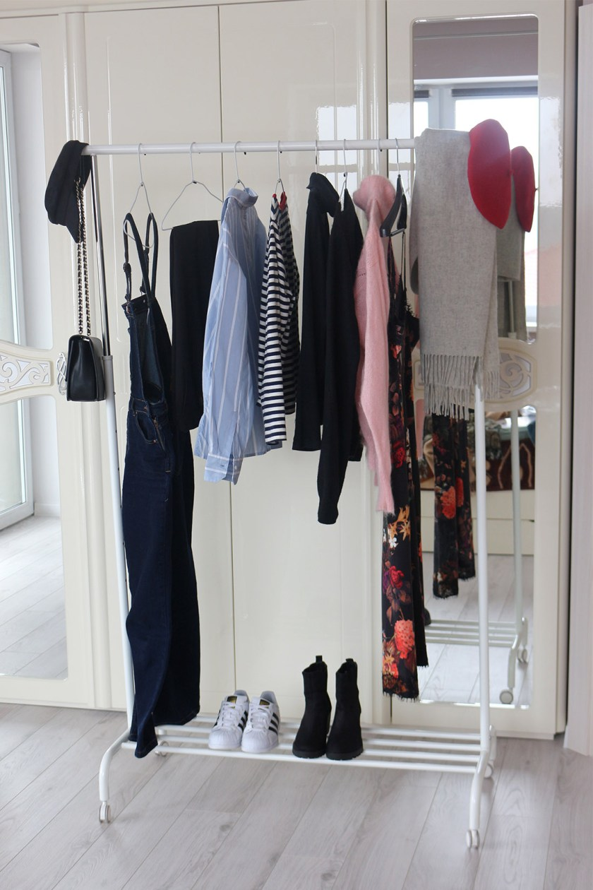 капсульный гардероб на весну
