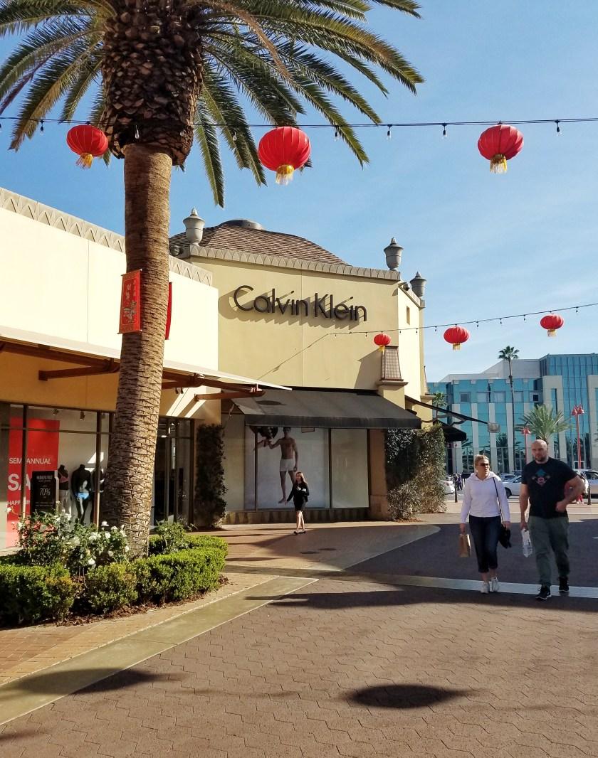 Calvin Klein outlet Citadel аутлет